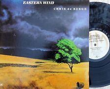 Chris De Burgh ORIG US LP Eastern wind NM '80 A&M SP4815 Pop rock