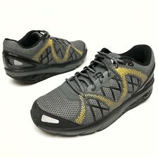 @@ MBT WOMANS FITNESS WALKING SHOES / SNEAKERS SZ 8-8.5 Eu39 Athletic Black EUC