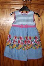 Le ragazze Jo Jo MAMAN BEBE grazioso abito floreale 6-12 mesi 1 ANNO