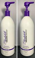 2 Keratin Complex Blondeshell Shampoo No Parabens Sulfates 33.8oz ea (023dp) NEW