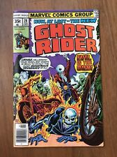Ghost Rider #28 Evil is the Orb! Marvel Comic Book ~ Vf