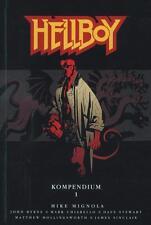 Hellboy compendio 1, Cross Cult