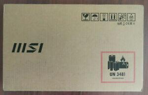 "NEW MSI Modern 14"" B10MW-486US FHD Laptop i3-10110U 8GB 128GB Same Day Ship"