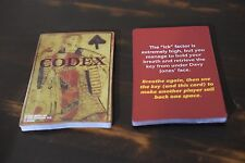 Pirates of the Caribbean Scene It Game Replacement Parts 30 CODEX Cards