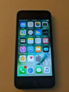 Apple iPhone 5c 8GB Blue (Unlocked) A1532 Smartphone