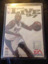 Sega Genesis NBA Live 97 Rare SEALED