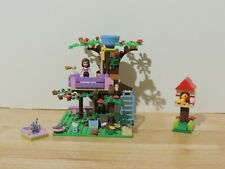 Lego Friends 3065 Olivia's Tree House, used, 100% complete.