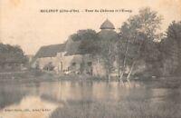MOLINOT - Côte d'Or - Tour du Château et l'Etang