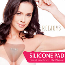 Reejoys - Chest Pad Anti Wrinkle Silicon Cleavage Skin pad for decollete