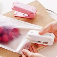 Vacuum Portable Hand Press Sealing Machine Resealer Snack Bag Heat Sealer