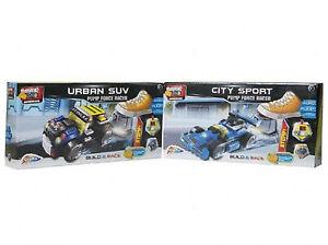 Block Tech - City Sport -  Urban SUV Pump Force Racer