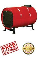 Barrel Stove Kit Cast Iron Convert 30-55 Gallon Steel Drum Wood Burning Heater