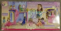 Barbie 12 Dancing Princesses Magical Dance Castle Musical Two Sided Playset