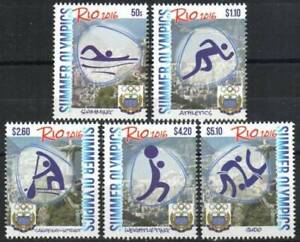 Samoa Stamp - 2016 Summer Olympics Stamp - NH
