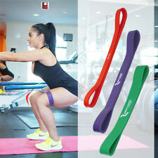 Latex Gym Fitness Strength Training Resistance Bands Crossfit Yoga Rubber Loops