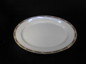 "Royal Bayreuth ROB 72 English Bone China 16 1/4"" Oval Platter"