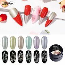 Elite99 Nail Art Gel Paint For Nails Metal Painting Gel Nail Polish Drawing 5ML