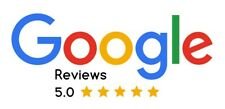 25 Organic Google Reviews