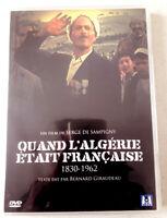 Quand l'Algérie était Française - DE SAMPIGNY / GIRAUDEAU - dvd Très bon état