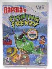 Wii Jeu-Rapala 's Fishing Frenzy (avec neuf dans sa boîte) (NTSC-US Import) 10830321