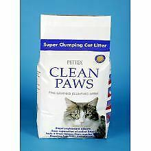Clean Paws Clump Litter - 15kg - 544284