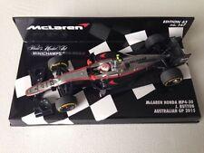 MINICHAMPS Honda Fernando Alonso Diecast Racing Cars