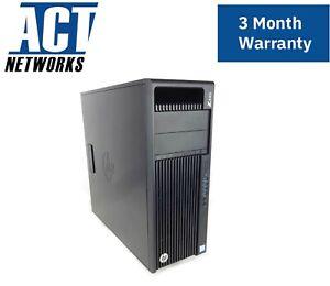 HP Z440 E5-1620v4 4C/8T 3.50Ghz 64GB Ram 512GB SSD K620 2GB DDR3 700W W10P