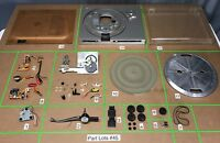 Sansui FR-D25 Turntable Record Player Parts Lots Replacement Repair OEM Vintage