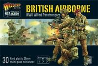 British Airborne WWII Allied Paratroopers - (Bolt Action)