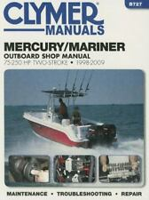 1998-2009 Mariner 75-250 Hp Outboard Repair Manual 2008 2007 2006 B727 *