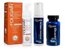 Foligain Minoxidil 5% Foam for Men 3 month supply 1 bottle 177mL
