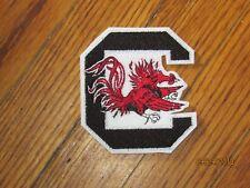 "NCAA South Carolina Gamecocks Sew/Iron on Patches 4"""