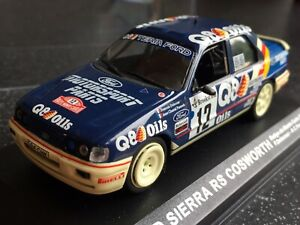 1:43 Altaya/Ixo Ford Sierra RS Cosworth Monte Carlo Rally 1991 Delecour /Pauwels