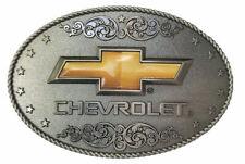 Chevrolet Belt Buckle