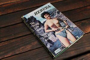 Hekura The Diving Girls Island Hardcover Book Novel First Edition Hamish