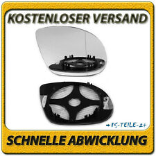 spiegelglas für BMW M3 E36 Tuning 90-00 rechts asphärisch beheizbar spiegel