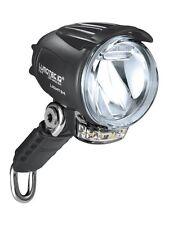 LED Scheinwerfer Lumotec IQ Cyo T senso plus 60 Lux mit Tagfahrlicht B&M NEU