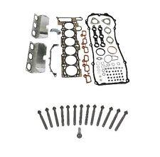 For BMW 323Ci 323i E46 Z3 Engine 14 Cylinder Head Bolts+Cylinder Head Gasket Set