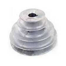 """NEW CHICAGO DIE CASTING 6144513 V-GROOVE PULLEY 4 STEP 1/2"""" BORE USA MADE"""