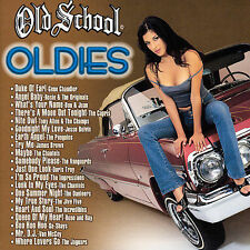 Old School: Oldies by Various Artists (CD, Jun-2003, Thump Records)