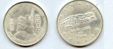 Gertbrolen 20 euro  en Argent  de Retiers 1997 La Roche aux fées