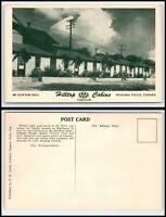 CANADA Postcard - Niagara Falls, Hilltop Cabins AD