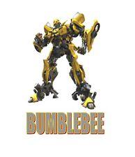 Transformer BumbleBee 5X7 T-shirt Iron on transfer