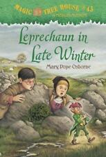 Magic Tree House Merlin Mission #43: Leprechaun in Late Winter  by Mary Pope ...