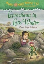 Leprechaun in Late Winter Magic Tree House R Merlin Mission