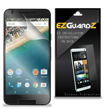 6X EZguardz Screen Protector Skin Cover Shield 6X For LG Nexus 5X (Ultra Clear)