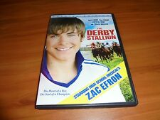 The Derby Stallion (DVD, Widescreen 2007) Zac Efron, Bill Cobbs Used