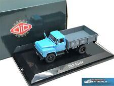 RARE! GAZ 52 04 blue DiP Models 105203 1:43