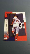 MANNY RAMIREZ 1998 PINNACLE PERFORMERS CARD # 32 B5475