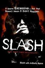 Slash by Slash and Anthony Bozza (2008, Paperback)